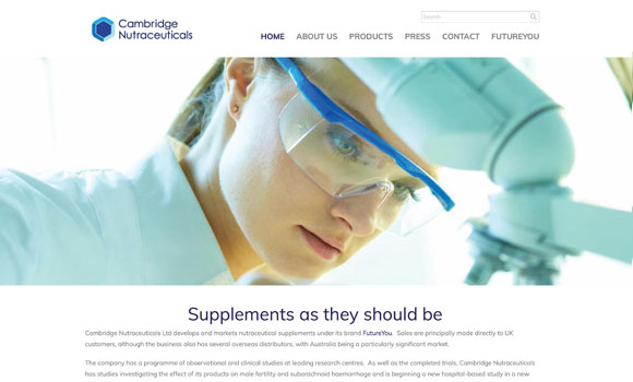 Cambridge Nutraceuticals